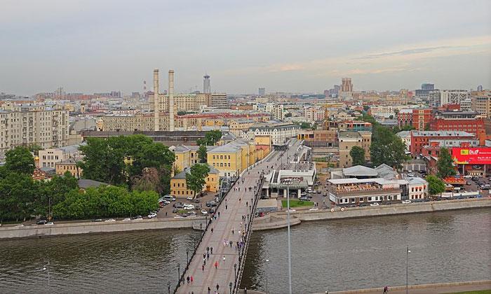 Остров (Замоскворечье) в Москве