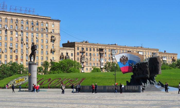 Памятники воинам Первой Мировой войны в Москве