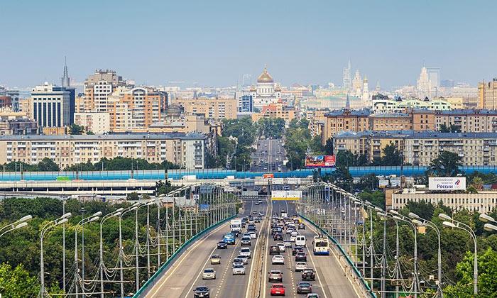 Район Хамовники в Москве