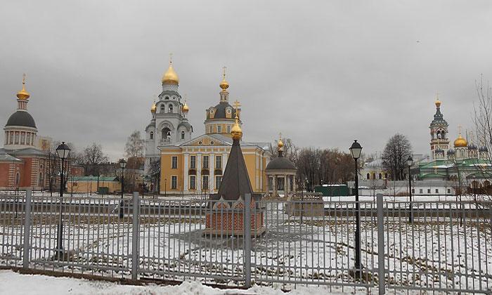 Рогожские храмы Москвы