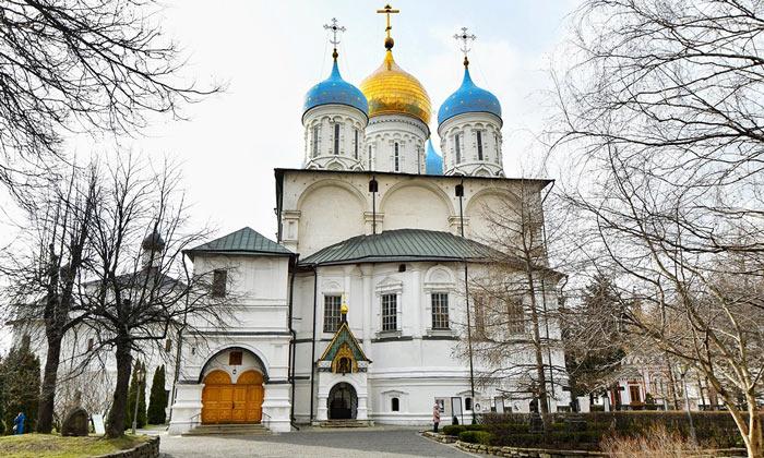 Спасо-Преображенский собор в Москве