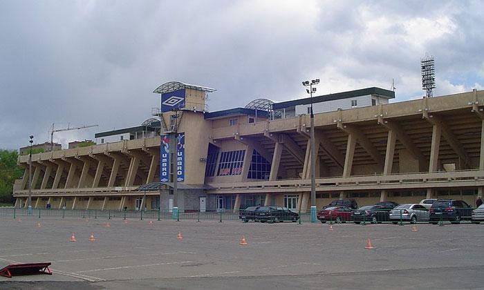 Стадион «Торпедо» в Москве