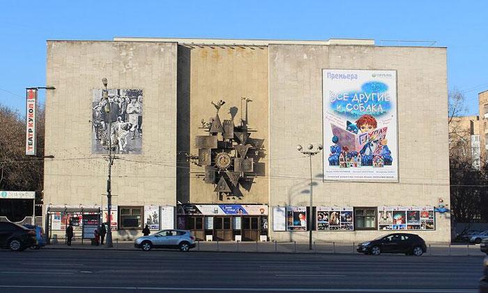 Театр кукол Образцова в Москве