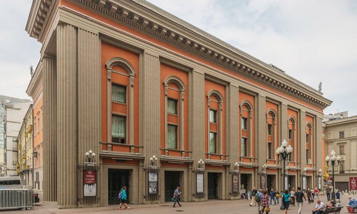 Театр имени Вахтангова в Москве
