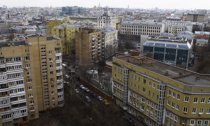 Улица Делегатская в Москве