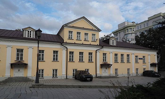 Усадьба Николая Аршеневского в Москве