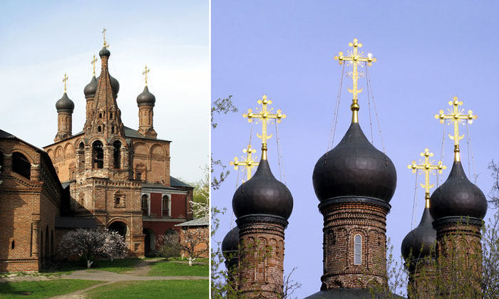 Успенский собор Крутицкого подворья Москвы