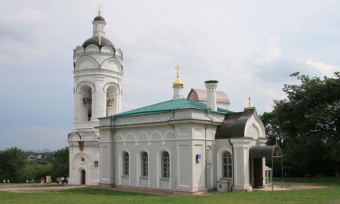 Звонница Георгия Победоносца в Коломенском Москвы