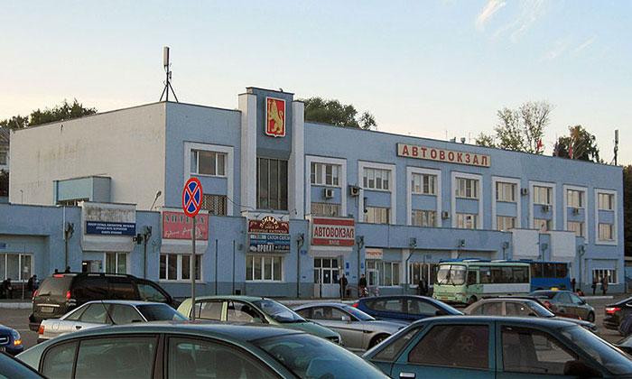 Автовокзал Владимира в России