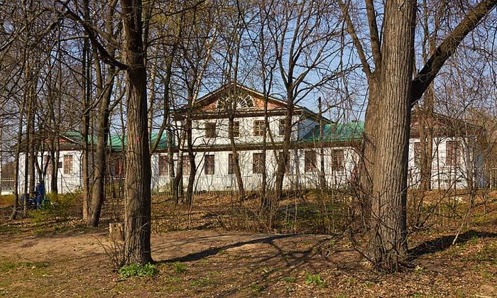Больница на Слободке Кузьминок Москвы
