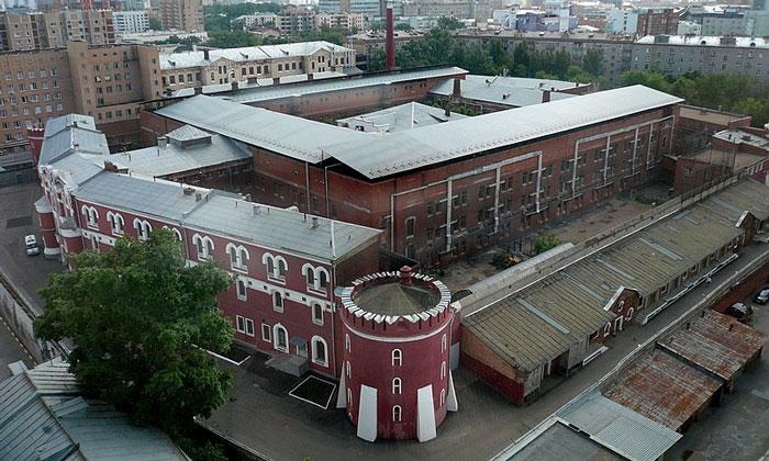 Бутырская тюрьма в Москве