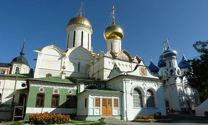 Южный придел Троицкого собора