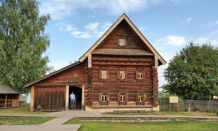 Дом зажиточного крестьянина в Суздале