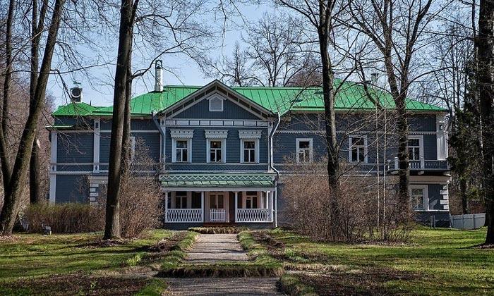 Дом-музей Чайковского в Клине