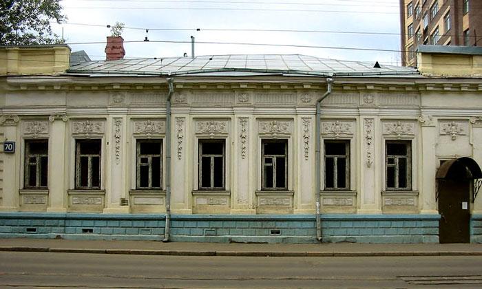 Дом Немецкой слободы в Москве