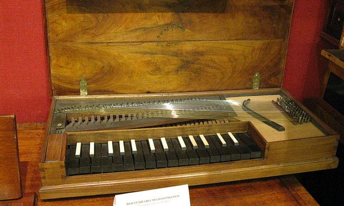 Фортепиано «Орфика» музея музыки в Москве