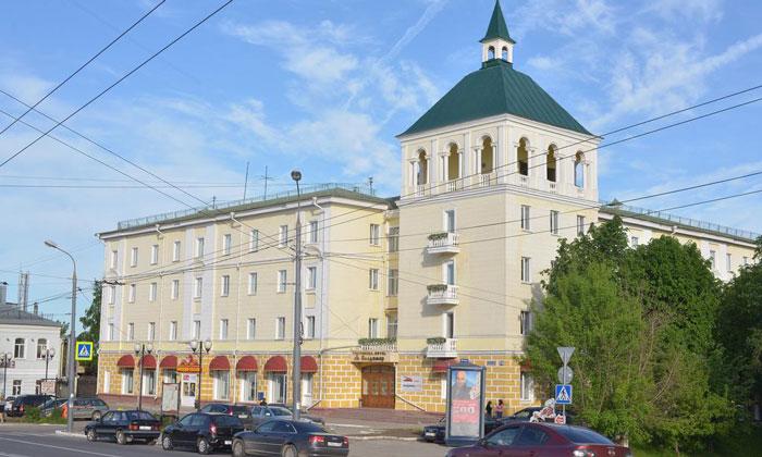 Гостиница «Владимир» в России