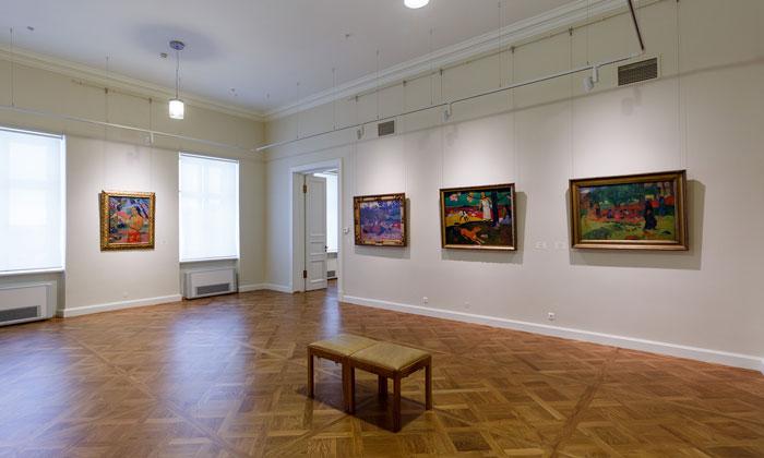 Картины Поля Гогена в Эрмитаже