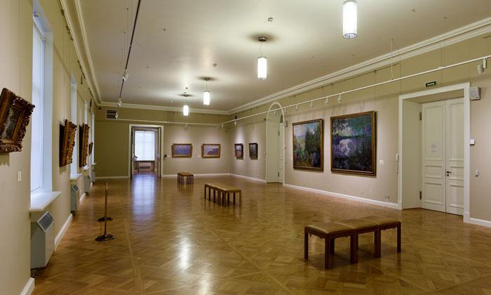 Картины Клода Моне в Эрмитаже
