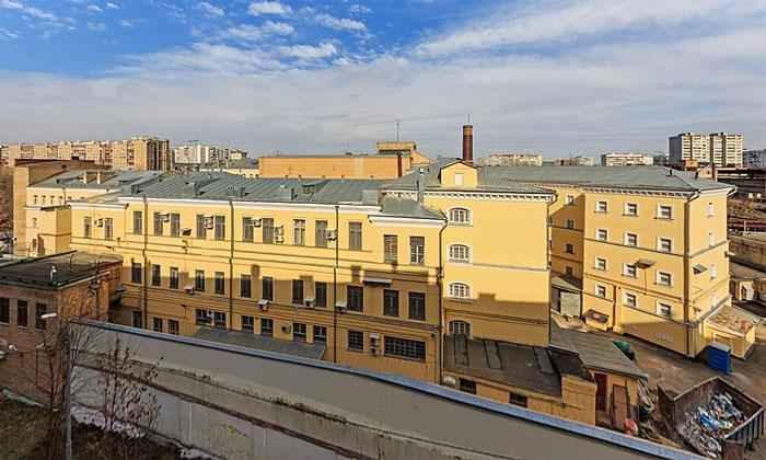 Лефортовская тюрьма в Москве