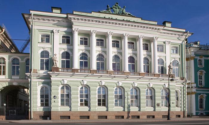 Малый Эрмитаж в Санкт-Петербурге