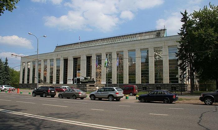 Музей Вооружённых сил в Москве