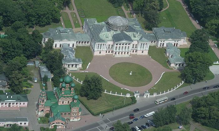 Музей-усадьба «Останкино» в Москве