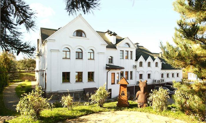 Отель «Кремлёвский» в Суздале