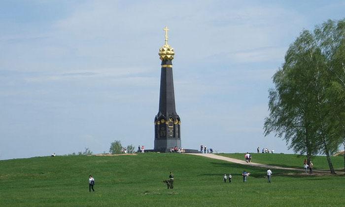 Памятник Бородинской битвы в России