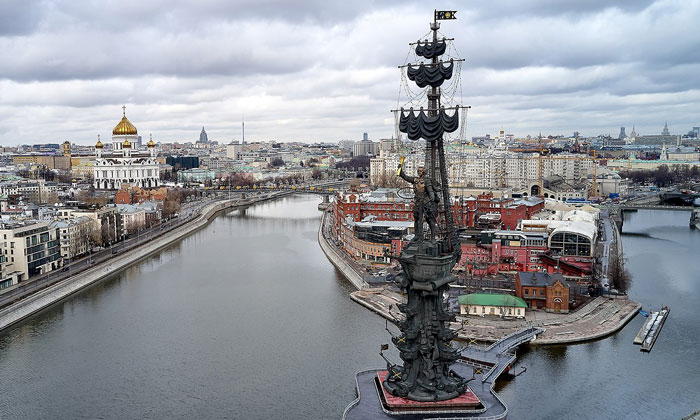 Памятник Петру I (Москва)