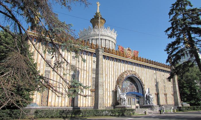 Павильон «Украина» на ВДНХ Москвы