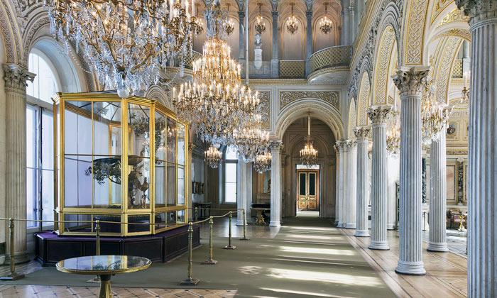 Павильонный зал Эрмитажа