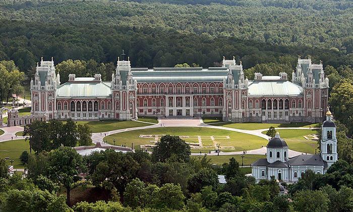 Поместье Царицыно (Москва)