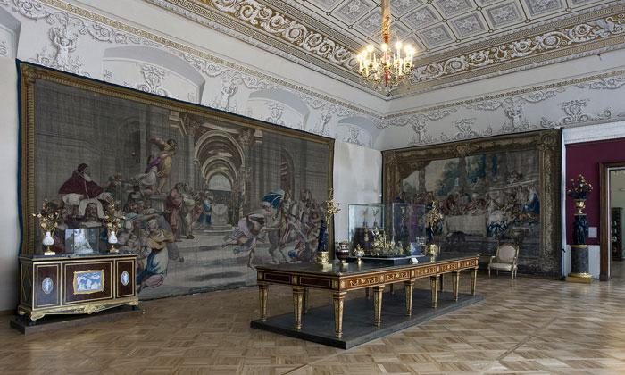 Прикладное искусство Франции в Эрмитаже