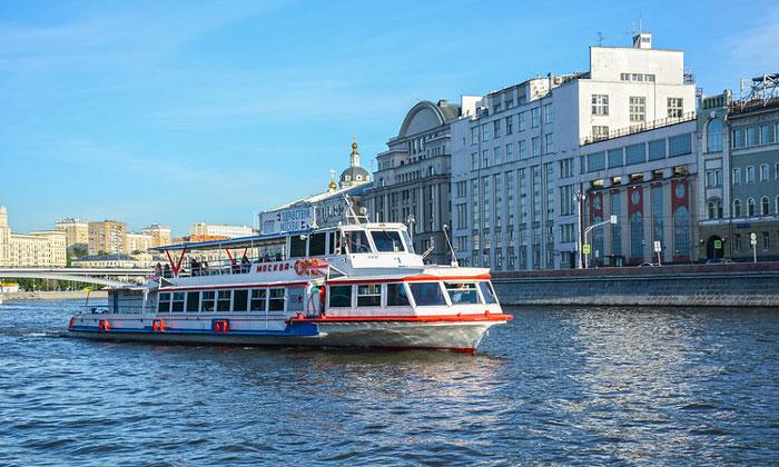 Круиз по Москве-реке