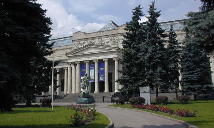 Пушкинский музей изобразительных искусств Москвы