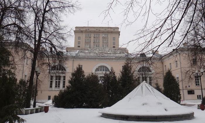Слободской дворец в Москве