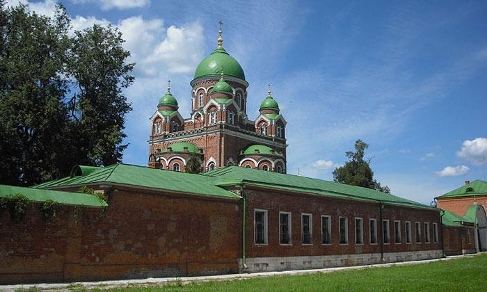 Спасо-Бородинский монастырь в России