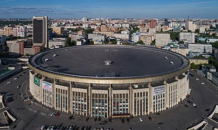 Спорткомплекс «Олимпийский» в Москве