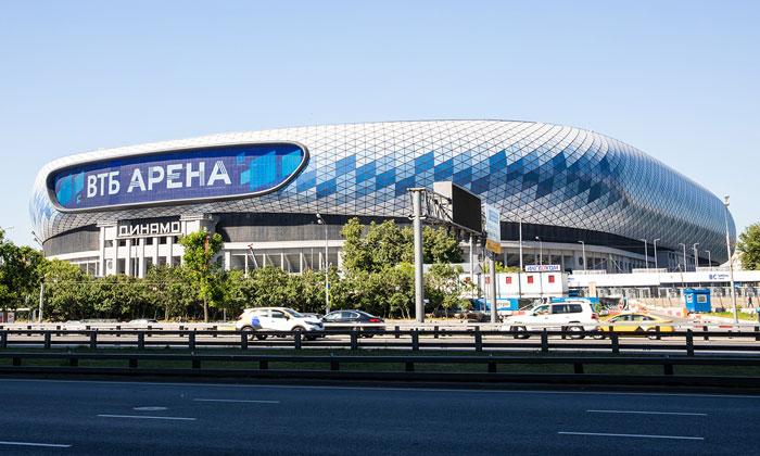 Стадион «Динамо» в Москве