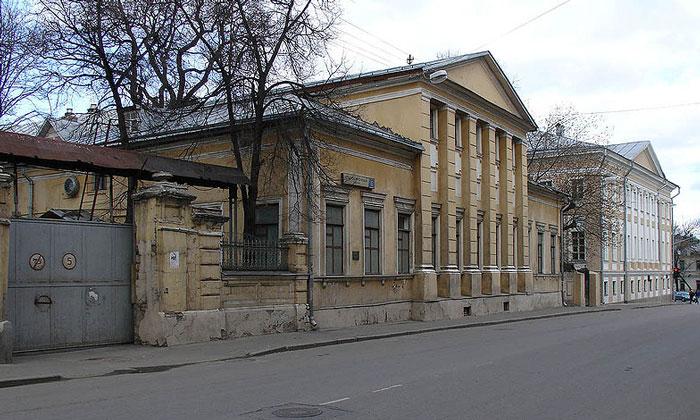 Старокирочный переулок Москвы