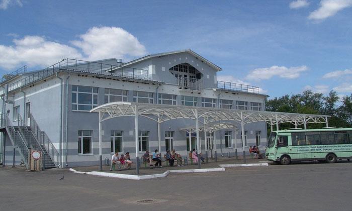 Суздальский автовокзал в России