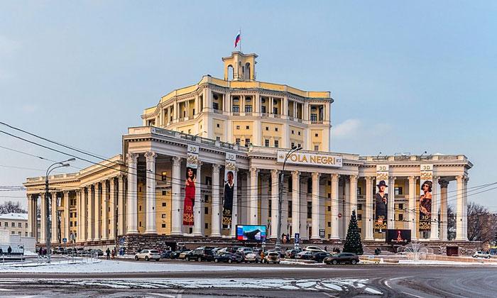 Театр Российской армии в Москве