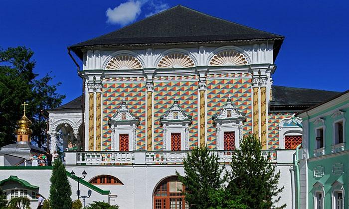 Трапезная палата Троице-Сергиевой лавры