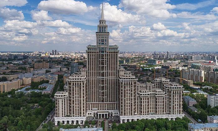 ЖК «Триумф-Палас» в Москве