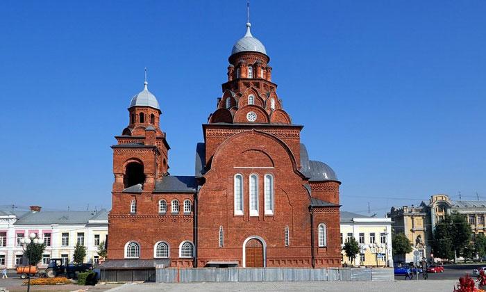 Троицкая церковь Владимира