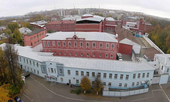 Владимирская тюрьма в России