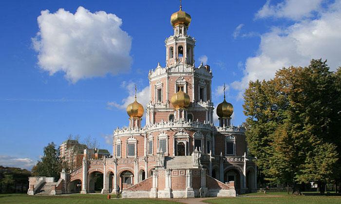 Храм Покрова в Филях (Москва)