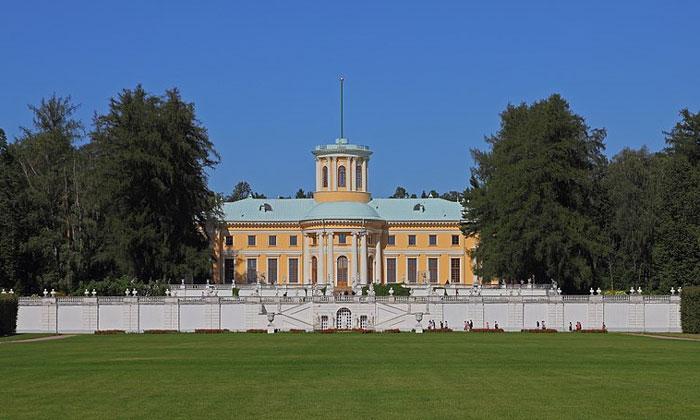 Усадьба «Архангельское» в Москве