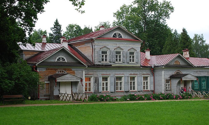 Усадебный дом Абрамцево